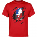 NLL Swoop T-Shirt - Red