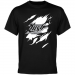 Edmonton Rush Swoop T-Shirt - Black