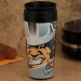 Calgary Roughnecks 16oz. Plastic Travel Mug