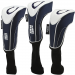 Indianapolis Colts Three-Pack Golf Club Headcovers - Navy Blue/White
