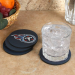 Tennessee Titans 4-Pack Round Neoprene Coaster Set