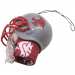 Washington State Cougars Mini Helmet with Microfiber Cleaning Cloth