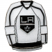Los Angeles Kings Team Logo Jersey Pin - White