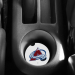 Colorado Avalanche 2-Pack Ceramic Absorbent Car Coasters