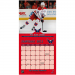 Washington Capitals 2013 Wall Calendar