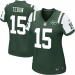 Nike Tim Tebow New York Jets Women's Game Jersey - Green