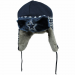 New Era Dallas Cowboys Trapper Knit Hat - Navy Blue