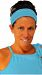 ice cream Aqua Blue Premium Fitness Headband: Deliciously Crafted, Ultra Comfy & Machine-Washable
