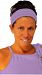 ice cream Lilac Purple Premium Training Headband: Deliciously Crafted, Ultra Comfy & Machine-Washable
