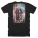 Smoke And Fires firefighter tribute T-shirt