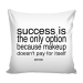 Success Throw Pillow - Success Throw Pillow