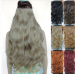 24 inches Hair Extensions Synthetic Hairpiece