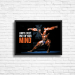 LIMITS EXIST ONLY IN YOUR MIND - Museum Quality Motivational Art - 18×24 inches / Canvas Poster