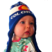 Kids Colorado Flag Beanie Toddlers to Jrs.