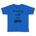 Young, wild and CUTE - Royal / 6T