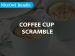 Coffee Cup Scramble - Without Bacon