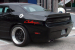 dodge challenger decal - White