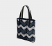 Axel Scott Tote - Basic / Black cotton