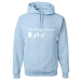 I'm A Simple Woman, I Like Beer, Beaches, Pets and Camping Hoodie - 3XL / Light Blue