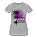 The Strongest People Women's Premium T-Shirt - heather gray / 2XL