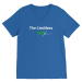 The LIMITLESS Premium V-Neck T-Shirt - Royal / M