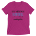 Every Part of Me is Beautiful Short sleeve t-shirt - Berry Triblend / XS