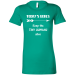 Teeze Designs T-Shirt Goals Tiny Humans - Kelly / S