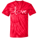 Teeze Designs T-Shirt Love Washington - Moondance / 2XL