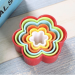 Flower Cookie Cutter Set - 5 Piece ($4.99)