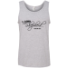 The Lord Is My Shepard Men's Tank - Heather Grey / S
