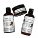 Kids 3 PIECE Wash Day Set w/Butter Curl Creme Styling Set