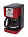 Sunbeam 12-Cup Programmable Coffeemaker Red