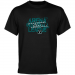 Arizona Rattlers Black Dirty Stamp T-shirt