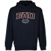 FAU Owls Navy Blue Logo Arch Applique Midweight Pullover Hoodie