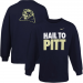 Nike Pittsburgh Panthers Preschool Local Long Sleeve T-shirt - Navy Blue