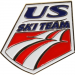 U. S. Ski Team Logo Pin
