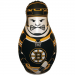 Boston Bruins 40'' Inflatable Tackle Buddy Punching Bag