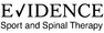 Evidence Sports And Spinal Therapy Logo